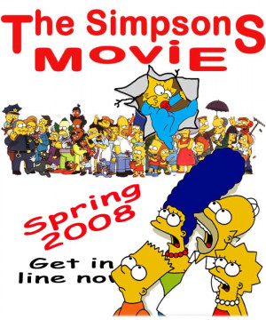 BLOG - Funny Simpsons Movie Quotes
