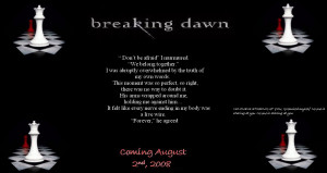 Twilight Series quotes