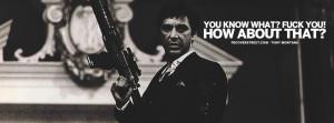 ... Guy Tony Montana... This Is Paradise Tony Montana Scarface Quote
