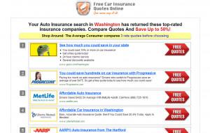 Auto Insurance Quotes Quote