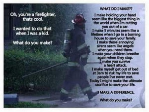 Firefighter Quotes Funny Firefighter Quotes