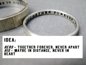 , Quotes Idea, Promise Rings Quotes, Cute Quotes, Anniversaries Rings ...