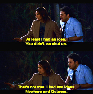 James : I kind of... um... see Pineapple Express as... a love story...