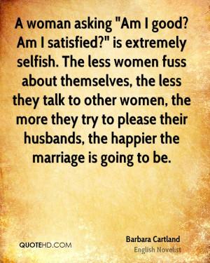 Barbara Cartland Marriage Quotes