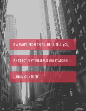 Top Texas quotes