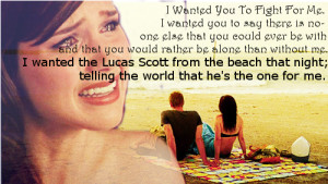 Tree Hill Quotes ♥ - one-tree-hill Photo