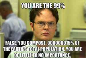 dwight schrute bear quotes