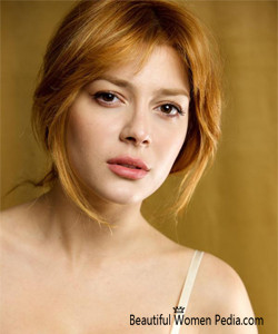 Elena Satine – The Red hair Bombshell