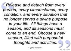 release quotes and pictures release and detach from every person ...