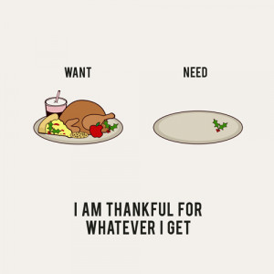 Our Wants vs. Our Needs: 12 Creative Illustrations