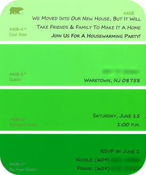 Funny Housewarming Invitation Quotes X