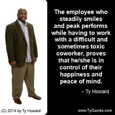 quotes, difficult people, difficult employees, negative employees, bad ...