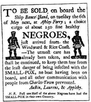 Nice Slave Owners