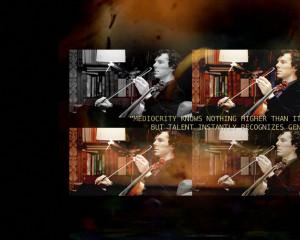 1280x1024 quotes bbc violins sherlock holmes benedict cumberbatch ...