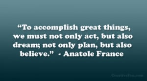 Anatole France Quotations
