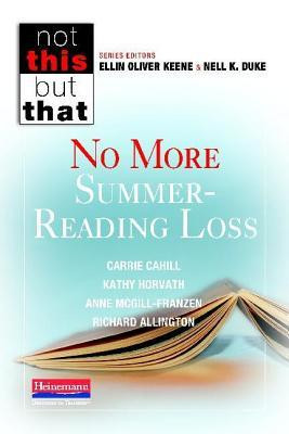 "Start by marking ""No More Summer-Reading Loss"" as Want to Read:"