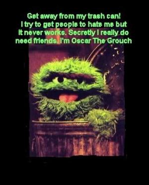 Oscar The Grouch Image