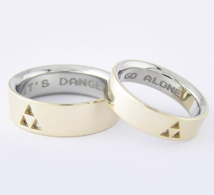 Zelda Wedding Rings: A Link to Your Soulmate