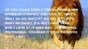 Patriotic Duty Quotes