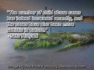 sad child abuse quotes