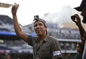 Nick Woodman, founder of GoPro