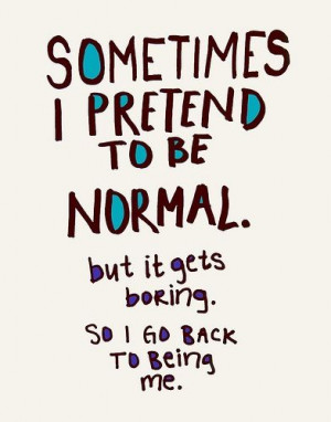 Funny Bipolar Quotes and Sayings | Thoughts From A Frozen Secretary ...