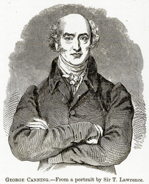 George Canning Quotes