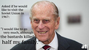 Prince Philip Quotes. all-that-is-interesting.com/.. He makes me proud ...