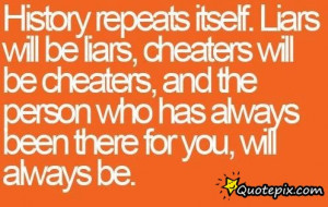 Back > Quotes For > Quotes About Liars And Karma