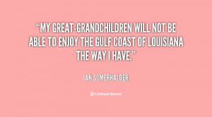 My great-grandchildren will not be able to enjoy the Gulf Coast of ...