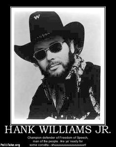 ... Hank on the record Hank Williams, Jr. and Friends were Toy Caldwell
