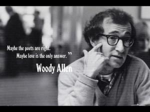 Fonds d'écran Woody Allen PC et Tablettes (iPad, etc...)