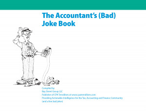 The Accountant's (Bad) Joke of the Day: by arslanoguz