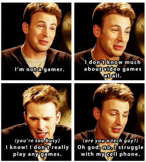 Marvel: The Avengers Cast - Captain America - Chris Evans More