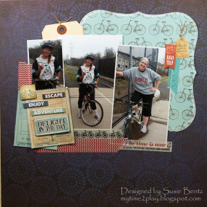 Cycling+Bike+Layout+by+Susie+Bentz+featuring+Quick+Quotes+Baggage ...