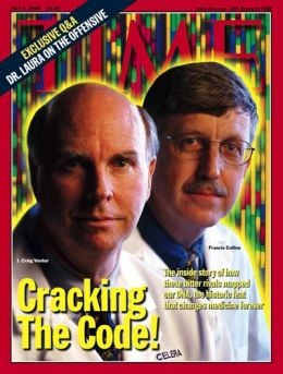 2000 – The Human Genome; J. Craig Venter & Dr. Francis Collins ...