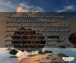 Famous Medical Quotes