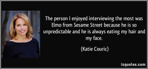 More Katie Couric Quotes