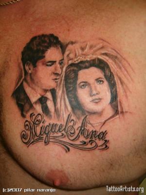 Parents Tattoos