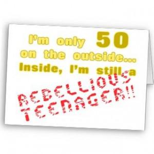 Women Turning 50 Humor