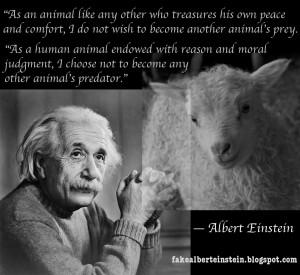Fake Albert Einstein