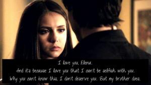 Vampire Diaries ...