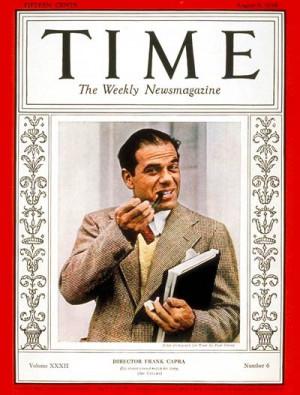 Frank Capra | Aug. 8, 1938