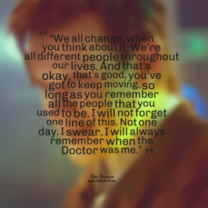 tags: The Doctor , Regeneration , Doctor Who