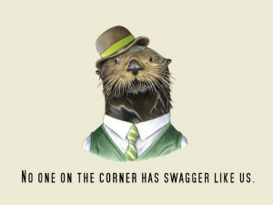 Well Dressed Animals With Rap Quotes (27 Photos)