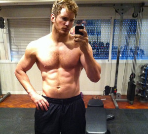 Chris Pratt Gets Jacked for 'Guardians of the Galaxy,' Shows Off Six ...