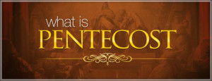 ... what happened on the Day of Pentecost? Do you know how Christians