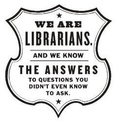 Libraries & Librarians Rock & Kick Ass!