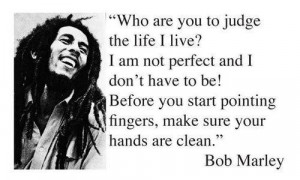 Bob marley musician quotes and sayings about life