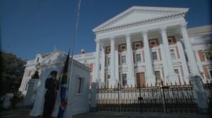 Guard House, South African Flag, Raising Flag, Parliament, Cape Town ...